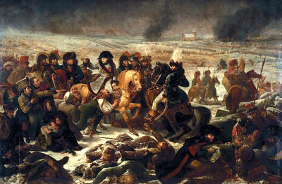 Gros - Napoleon on the Battlefield of Eylau.png