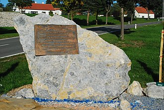 Battle of Kressenbrunn - Memorial