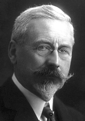 Charles Édouard Guillaume - Image: Guillaume 1920
