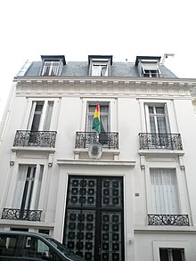 List Of Diplomatic Missions Of Guinea Wikipedia
