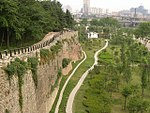 City walls of the Ming and Qing dynasties