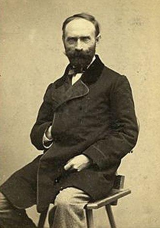 Gustav Nottebohm - Image: Gustav Nottebohm