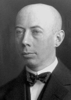 Gustav Ludwig Hertz - Hertz in 1925