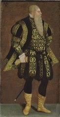 Gustav I, 1497-1560, konung av Sverige