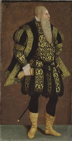 Gustav I, 1497-1560, konung av Sverige - Nationalmuseum - 15137.tif
