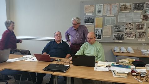 Gwent Archives Chartism Edit-a-thon 4.JPG