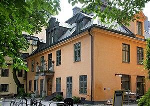 Carl Hårleman - Hårleman house, Stockholm