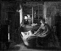 H.J. Hammer - Det længe ventede brev - KMS1096 - Statens Museum for Kunst.jpg