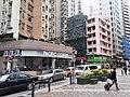HK 上環 Sheung Wan 摩利臣街 Morrison Street 永樂街 Wing Lok Street shop Pacific Coffee Saturday morning December 2019 SS2 02.jpg