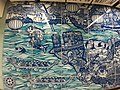 HK 港鐵 MTR 南港島線 South Island Line 利東邨站 Lei Tung Station January 2021 SS2 wall art 03.jpg