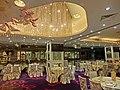 HK Jordan 港景峰 Victoria Tower mall night 煌府酒家 Palace Restaurant hall interior 9-Apr-2013.JPG
