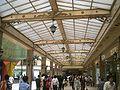 HK Kln Bay Telford Plaza Aisle Transparent roof.JPG