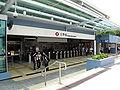 HK University Station Enterance 2010.jpg