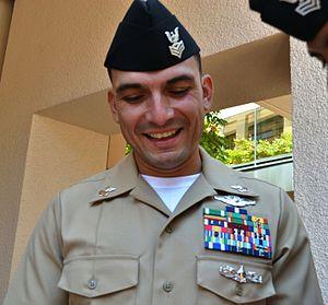 Luis Fonseca - Image: HM1 (FMF SW) Luis E. Fonseca, Jr., USN