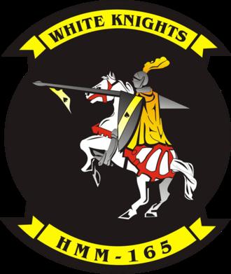 VMM-165 - Image: HMM 165 insignia