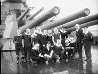 HMS Duke of York gunners A 021168.jpg