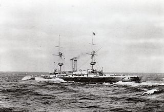 <i>Royal Sovereign</i>-class battleship class of pre-dreadnoughts of the Royal Navy