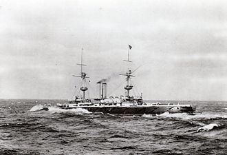 Royal Sovereign-class battleship - Image: HMS Royal Sovereign (1891 ship)