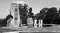 HM K13 submarine and submariners' memorial, Carlingford, NSW, Australia.jpg