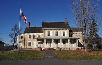 Homestead Farm at Oak Ridge - Image: HOMESTEAD FARM AT OAK RIDGE, MIDDLESEX COUNTY, NJ