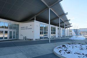 H. H. Ellis Technical High School - Image: H H Ellis Technical High School, Danielson CT
