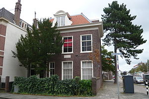 Jacobus van Looy - House where Jacob van Looy lived until he died, and where a museum was opened after the death of his widow from 1949-1967.