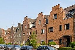 Uedesheimer Straße in Düsseldorf
