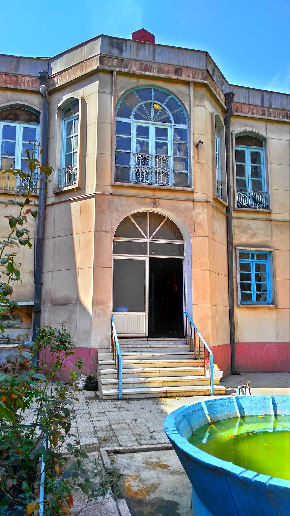 Haim Synagogue کنیسه حیم 3