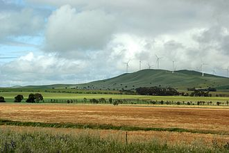 Hallett Wind Farm - Hallett Wind Farm