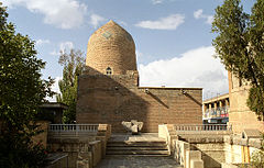 Hamadan - Mausoleum of Esther and Mordechai.jpg