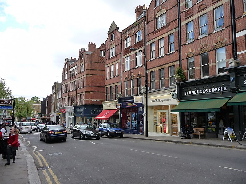File:Hampstead High Street, London NW3 - geograph.org.uk - 1670295.jpg