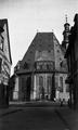 Hanau Neustadt - Niederländisch-Wallonische Kirche von der Schäfergasse 2.png