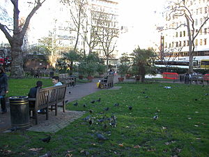 Hanover Square, Westminster - Image: Hanover Square 2