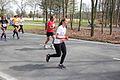 Hardloopsters deden hun best Marathon Rotterdam 2015.jpg