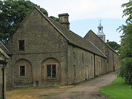 Hardwick Hall Stables - geograph.org.uk - 1503646.jpg