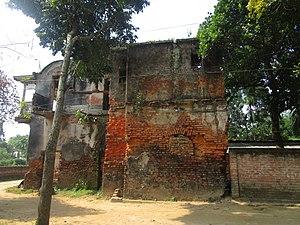 Haripur Upazila - Image: Haripur Rajbari 3
