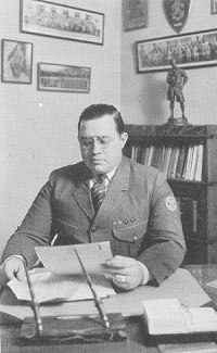 Harold Roe Bartle Scout Executive