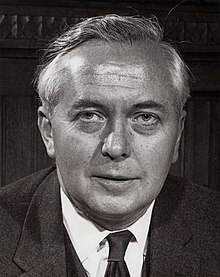 Harold Wilson în 1962