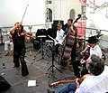 Harri Stojka with Band, Stadtfest Wien 20090425 290.jpg