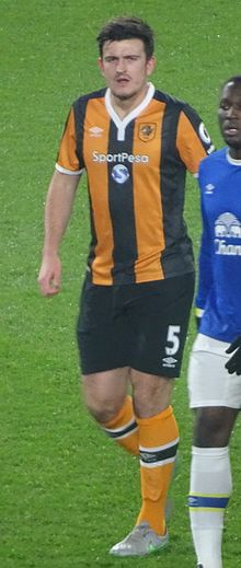 Image Result For Harry Maguire Wikipedia