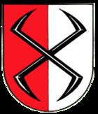 Das Wappen von Hartenstein