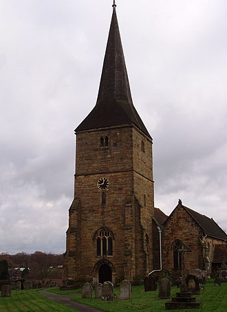 Hartfield - Image: Hartfield parish church