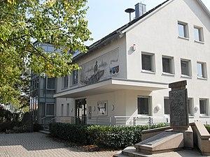 Hartheim am Rhein - Hartheim Town hall
