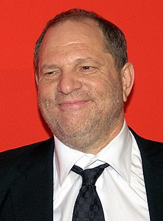 Harvey Weinstein American former film producer