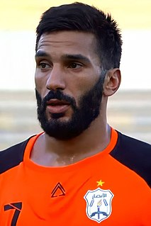 Hassan Maatouk Lebanese footballer