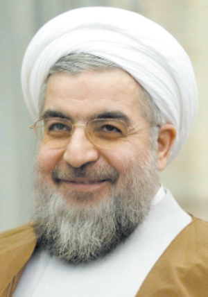 Supreme National Security Council - Image: Hassan Rouhani September 14, 2002