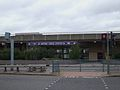 Hatton Cross stn southern entrance.JPG