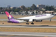 Hawaiian airlines wikipedia a hawaiian airlines boeing 767 300 christened akohekohe colourmoves