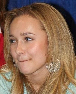 Hayden Panettiere at the 2007 New York Comic C...