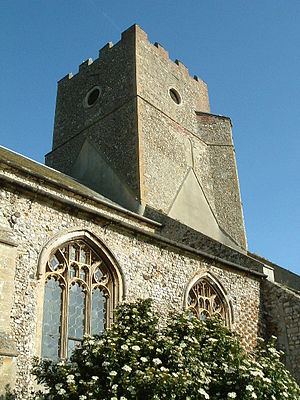 Heacham - Image: Heacham Church